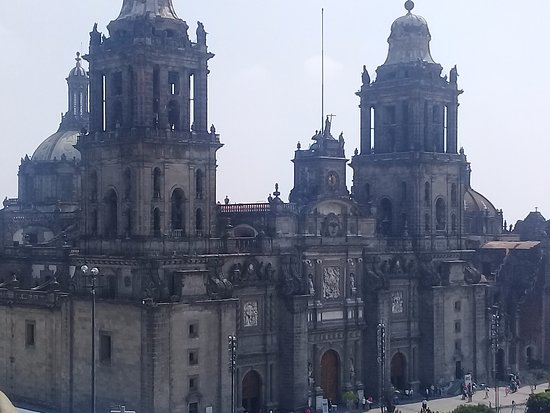 Hotel Majestic  Mexiko