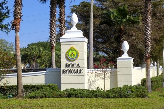 Englewood, Φλόριντα: Welcome to Boca Royale