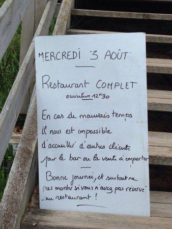 Restaurant Ile de Cezembre : photo0.jpg