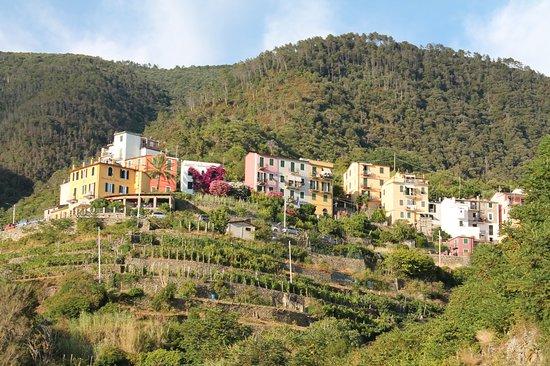 Borgo Storico di Corniglia