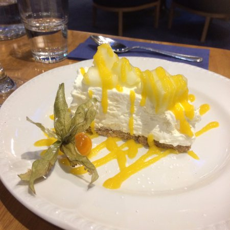 Ardshiel Restaurant: cheesecake