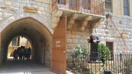 Ehden Adventures: Oldest Maronite Church above ground in the world