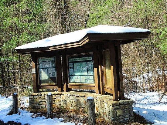 Bent Creek Experimental Forest: park information