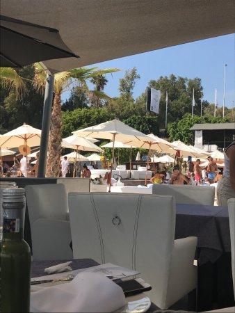Tango Beach Restaurant Marbella