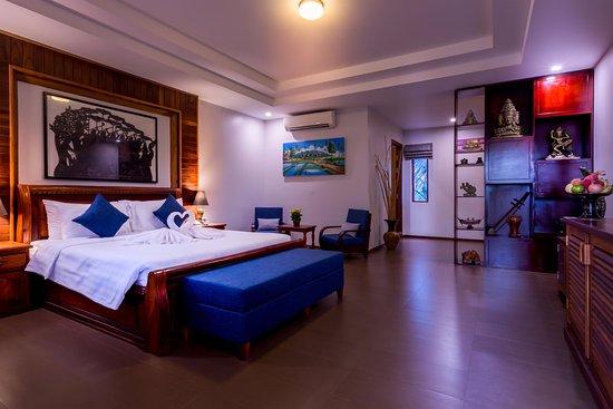 Interior - Picture of Indra Porak Residence, Siem Reap - Tripadvisor