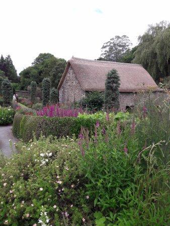 The Garden House: Viel zu sehen