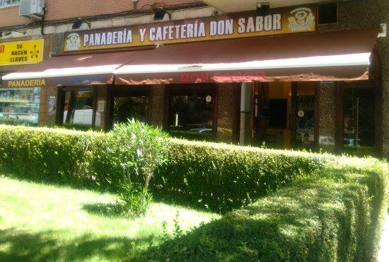 imagen Panaderia Don Sabor en Fuenlabrada