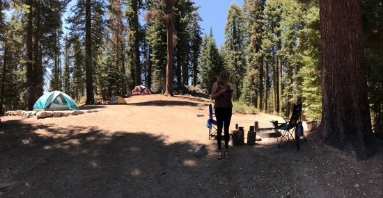 Dorst Campground-billede