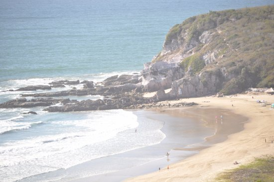 Playa Brujas: View From Riu Emerald Bay