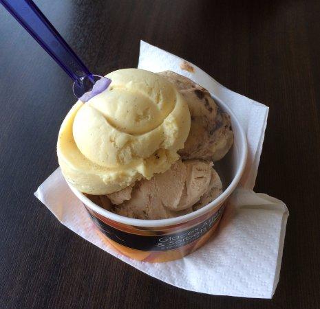 Restaurant le Belvedere: glace