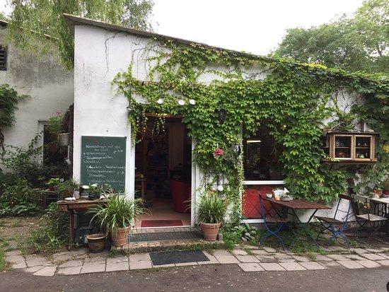 Wiek, Deutschland: Blumencafé