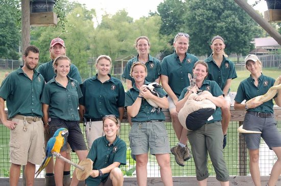 Moseley, VA: Our Zookeepers