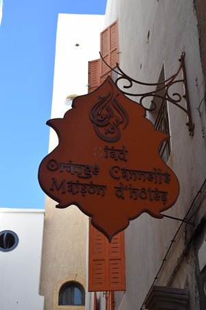 Riad Orange Cannelle Foto