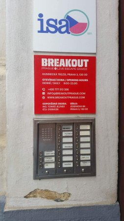 Breakout Prague - Real Life Escape Games: received_10156510188163306_large.jpg