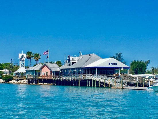 Anna Maria Oyster Bar on the Pier, Bradenton Beach - Restaurant