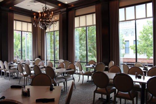 Waco Hippodrome Dining Room