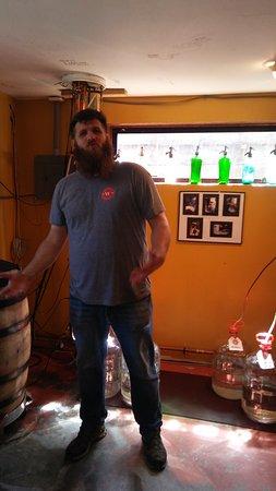 Whidbey Island Distillery لوحة