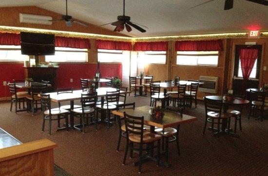 Gouldsboro, PA: Dining Room