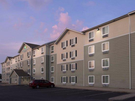 woodspring suites lexington updated 2018 prices hotel. Black Bedroom Furniture Sets. Home Design Ideas