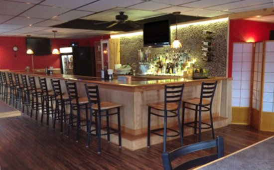 Gouldsboro, PA: Bar area