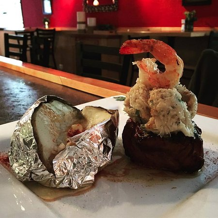 Gouldsboro, PA: Filet and Seafood imperial