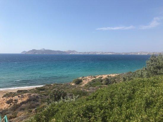 Milos, Grecia: Achivadolimni