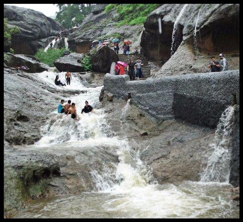 Kanheri Waterfalls