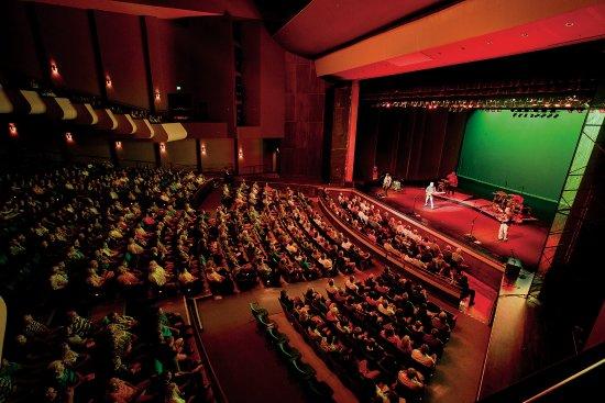Benton Harbor, MI: Concert in the 1,559-seat Mendel Center Mainstage theatre
