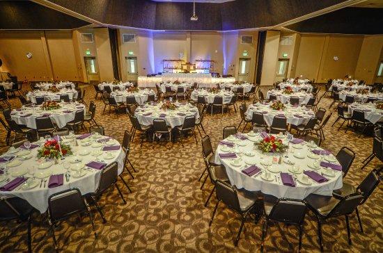 Benton Harbor, MI: Banquets in Grand Upton Hall