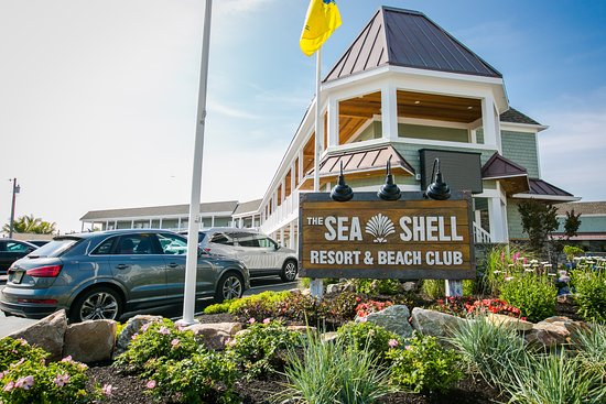 sea shell resort and beach club beach haven restaurant. Black Bedroom Furniture Sets. Home Design Ideas