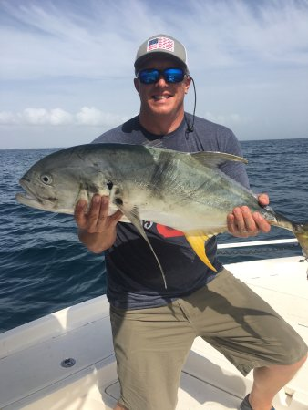 Picture of fin and fly fishing charters for Fishing charters cocoa beach