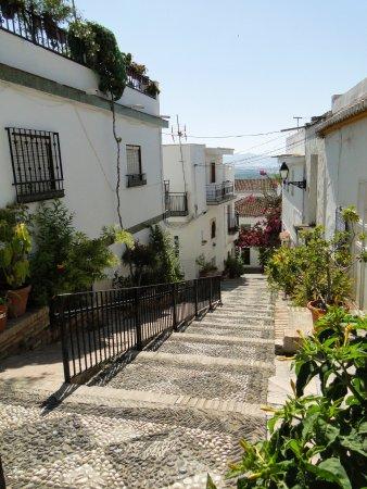 Салобрена, Испания: Salobreña casco histórico
