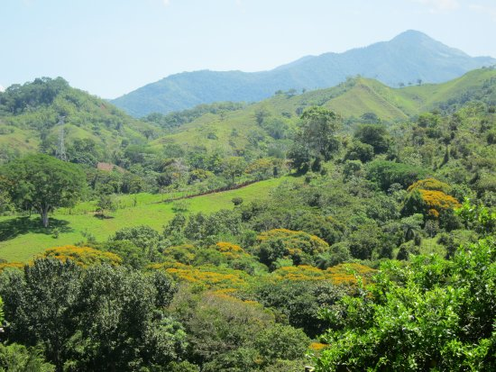 ATV Adventure Tours Costa Rica: The view from Adventure Tours Costa Rica's ATV and offroad tours.