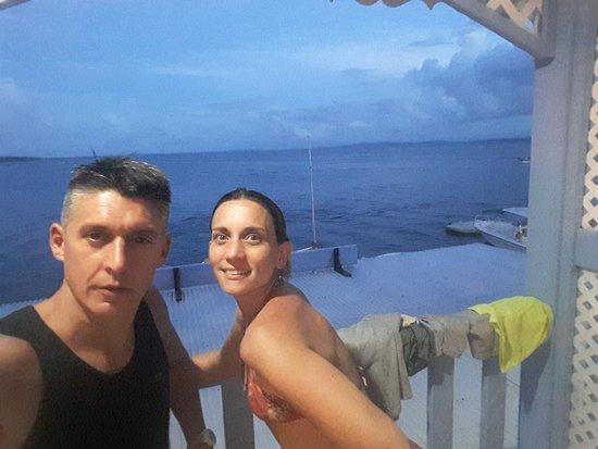 Hotel Bocas Town: Gran vista de la habitación