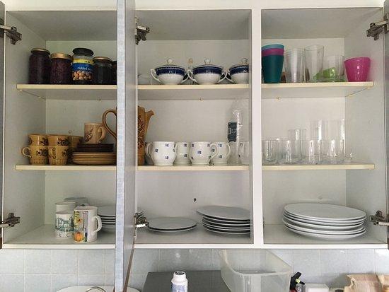 Child Okeford, UK: Inside Linden Lea
