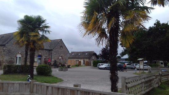 Domaine de La Ville Huchet : crêperie