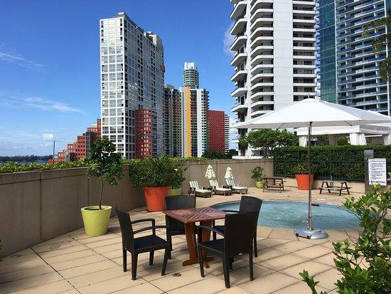 Four Seasons Hotel Miami: Kids Pool Area