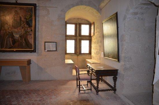 salle du chateau picture of chateau des allymes amberieu en bugey tripadvisor. Black Bedroom Furniture Sets. Home Design Ideas