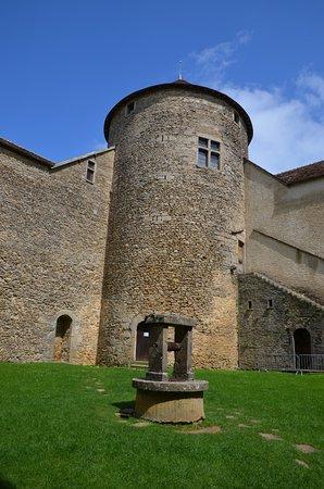 Amberieu-en-Bugey, France : La tour ronde