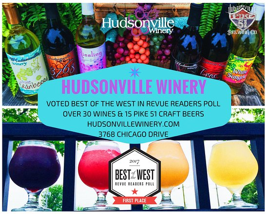 Hudsonville, MI: Voted Best in the west!!