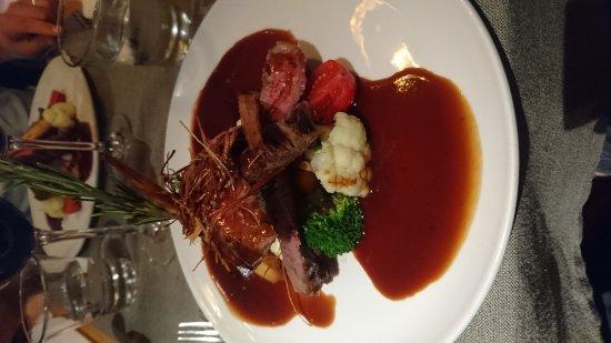 Hameenkyla Manor: The best steak in Helsinki!