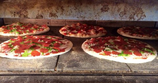 Powder Springs, Gürcistan: Johnny's New York Style Pizza