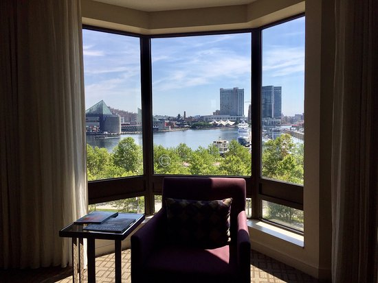 Royal Sonesta Harbor Court Baltimore: View of the Harbor