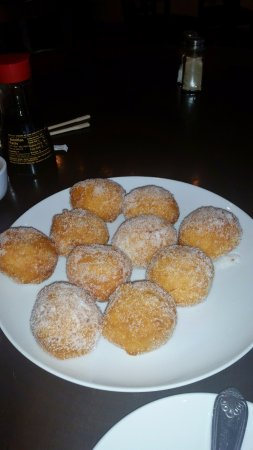 Simply Asia Thurmont: Mini Sugar Donuts