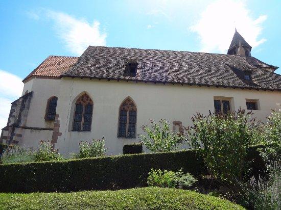 Dambach-la-Ville, ฝรั่งเศส: Chapelle St Sébastien (vue extérieure)