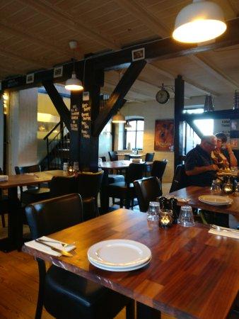 restaurant nykøbing f