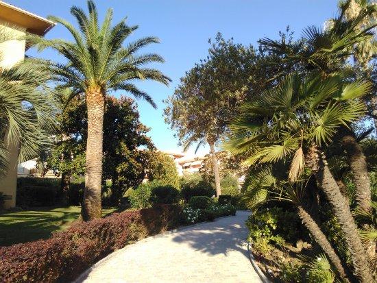 Apartamentos Maeva Amandine: La résidence