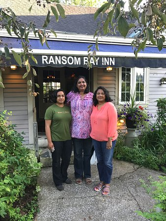 Alburgh, VT: In front of Ransom Bay Inn