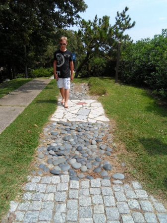 Edgar Cayce's A.R.E. Association for Research and Enlightenment: Reflexology Walk-A Treat for the Feet