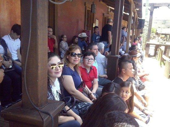 Durango, Mexique : Show